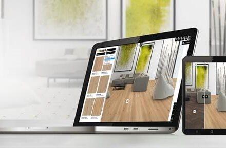 dřevěné podlahy SCHEUCHER váš domov ve virtuální realitě
